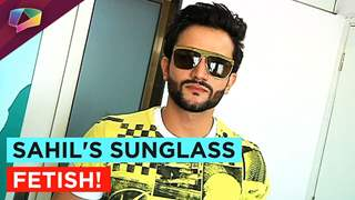 Checkout: Sahil Salathia's sunglass collection!