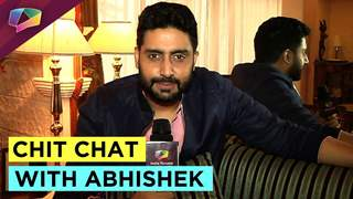In conversation with Abhishek Bachchan
