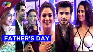 Father's Day with your favourite television Celebrities