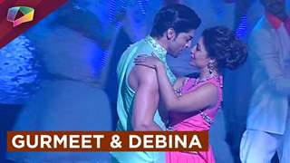 Exclusive footage of Gurmeet and Debina for Zee Independence Day Celeberation