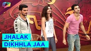 Behind the camera jhalak of Jhalak Dikhhla Jaa stars