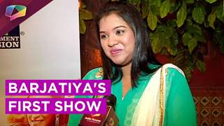 Grand launch of Barjatiyas first show Ek Rishta Sanjedari Ka