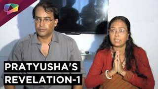 Pratyusha Banerjees parents reveal unsolved mystery of her death Part-01