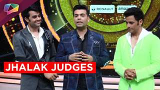 Jhalak-9 judges Jacqueline, Karan, Ganesh and Farah's media interaction