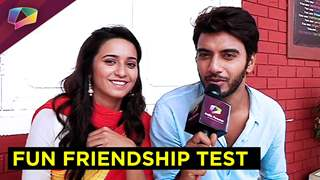 Jaana Na Dil Se Door Jodi, Vikram and Shivanis Frieshship Test