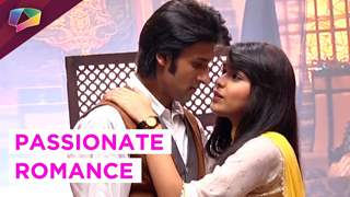 Romance steams-up between Raja and Rani