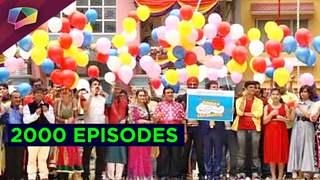 Tarak Mehta.. finishes 2000 Episodes of making us laugh