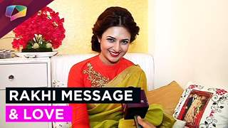 Divyanka Tripathi Dahiyas message for her brother