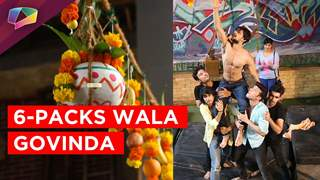 Azhar bana 6-packs wala Govinda in Girls On Top
