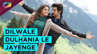 Shivin and Asmita recreating Dilwale Dulhania Le Jayenge magic in Switzerland
