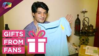 Anas Rashid gets gifted by his fans part-01