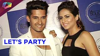 Ravi Dubey throws a surprise birthday soiree for his wife, Sargun