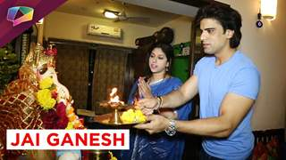 Mohit Malik's Ganpati Aarti and a message for his special fan