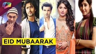 Celebs take help of Social media to send Eid wishes to their fans