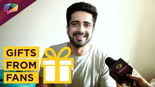 Avinash Sachdev receives gifts from his fans part-04