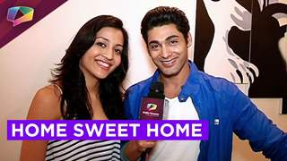 Ruslaan Mumtaz takes us on a tour of house!