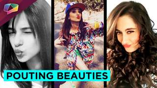 Television actresses with the perfect pout