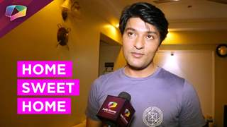 Peek inside Anas Rashid's house