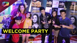 Farah Khan and Jhalak Dikhla Jaa Challengers enjoy a Welcome Party