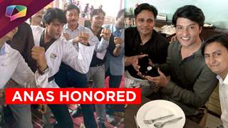Anas Rashid memorable moment