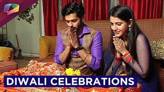Rohan and Simran celebrate Diwali