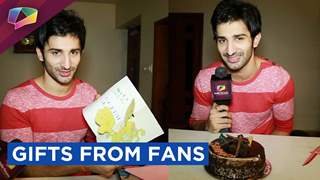Sidhant Gupta receives love from his fans