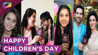 Television Celebrities share their childhood memories