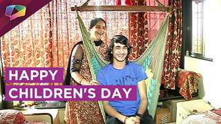 Shantanu Maheshwari reminisces his childhood with his mother