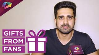 Avinash Sachdev receives gifts from his fans part-4