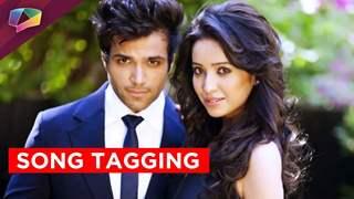 Rithvik Dhanjani and Asha Negi play tag the songs