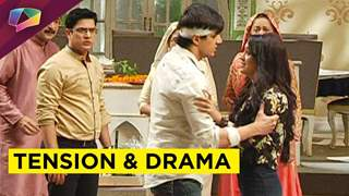Yeh Rishta Kya Kehlata Hai- Naira and Naitik's anger explodes on Kartik