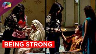 Naira tries to act strong to support her family after Akshara's death
