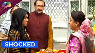 Naira's Shagun ceremony
