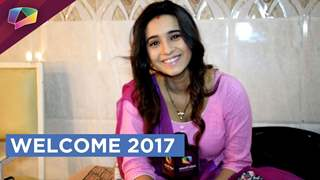 Shivani Surve's New Year Plans