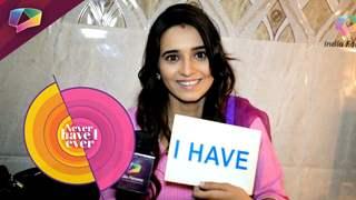 Shivani Surve  plays Never Have I Ever