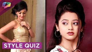 Helly Shah takes the Style Quiz