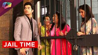 Rishi's Mother Rano And Family In Jail| Kasam | Colors