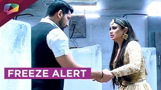 Shivangi Freezes Mahish | Naagin 2 | Colors