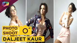 Daljeet Kaur Sizzles In Her Latest Photoshoot