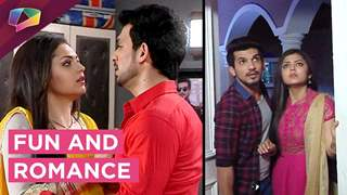 Raghav-Naina's Time For Fun And Romance | Pardes | Star Plus