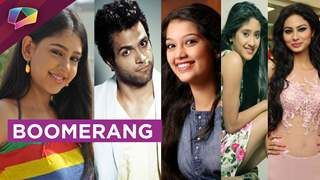 TV Celebs And Their Boomerang Fever