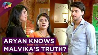 Aryan and Malvika plan together | Aryan knows Malvika truth? | Ek Rishta Saajhedaari Ka | Sony Tv