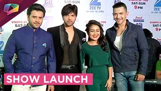 Zee Tv's new show Launch | Sa Re Ga Ma Pa L'il Champ | Zee Tv