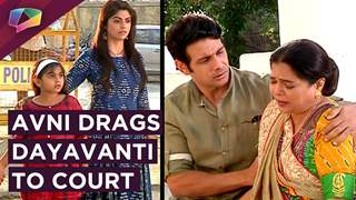 Avni claims Dayavanti as her Mother's murderer | NAAMKARAN | STAR PLUS