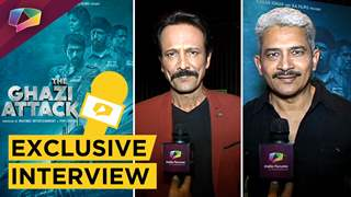 #TheGhaziAttack: Atul Kulkarni and Kay Kay Menon REVEAL about the least talked war of 'Ghazi'!
