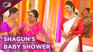 Shagun And Family Celebrate Her Baby Shower | Yeh Hai Mohobatein | Star Plus