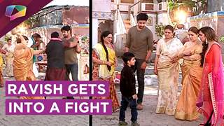 Ravish Gets Into A Fight For Madhav   Jana Na Dil Se Door   Star Plus