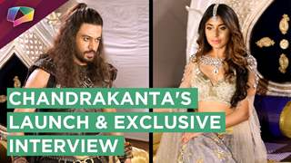 Life Ok Launches Chandrakanta | Exclusive Interview | Kritika Kamra | Gaurav Khanna