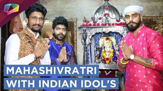 Indian Idol Contestants Celebrate Mahashivratri | Indian Idol | Sony Tv