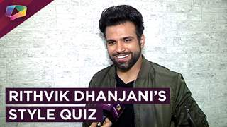Rithvik Dhanjani Claims His Style Is Wild & Crazy Like Him